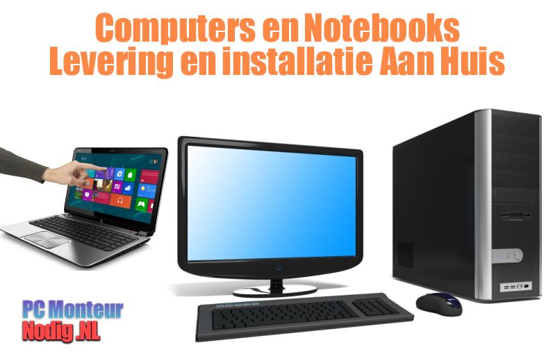 Computerhup Aan Huis door Computer Monteur Hoofddorp - 2